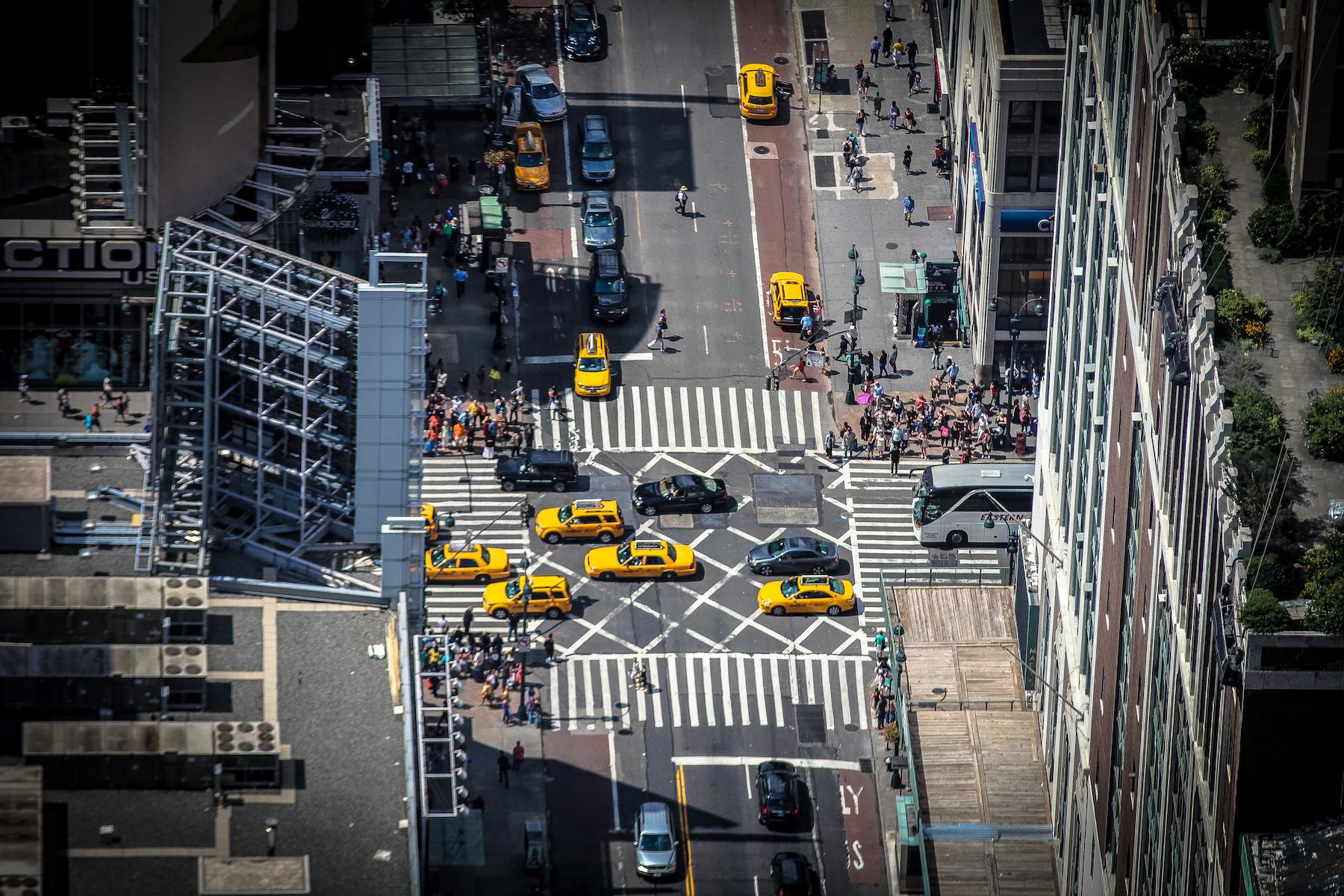 El tráfico de Nueva York produce el 21% de las emisiones de carbono.