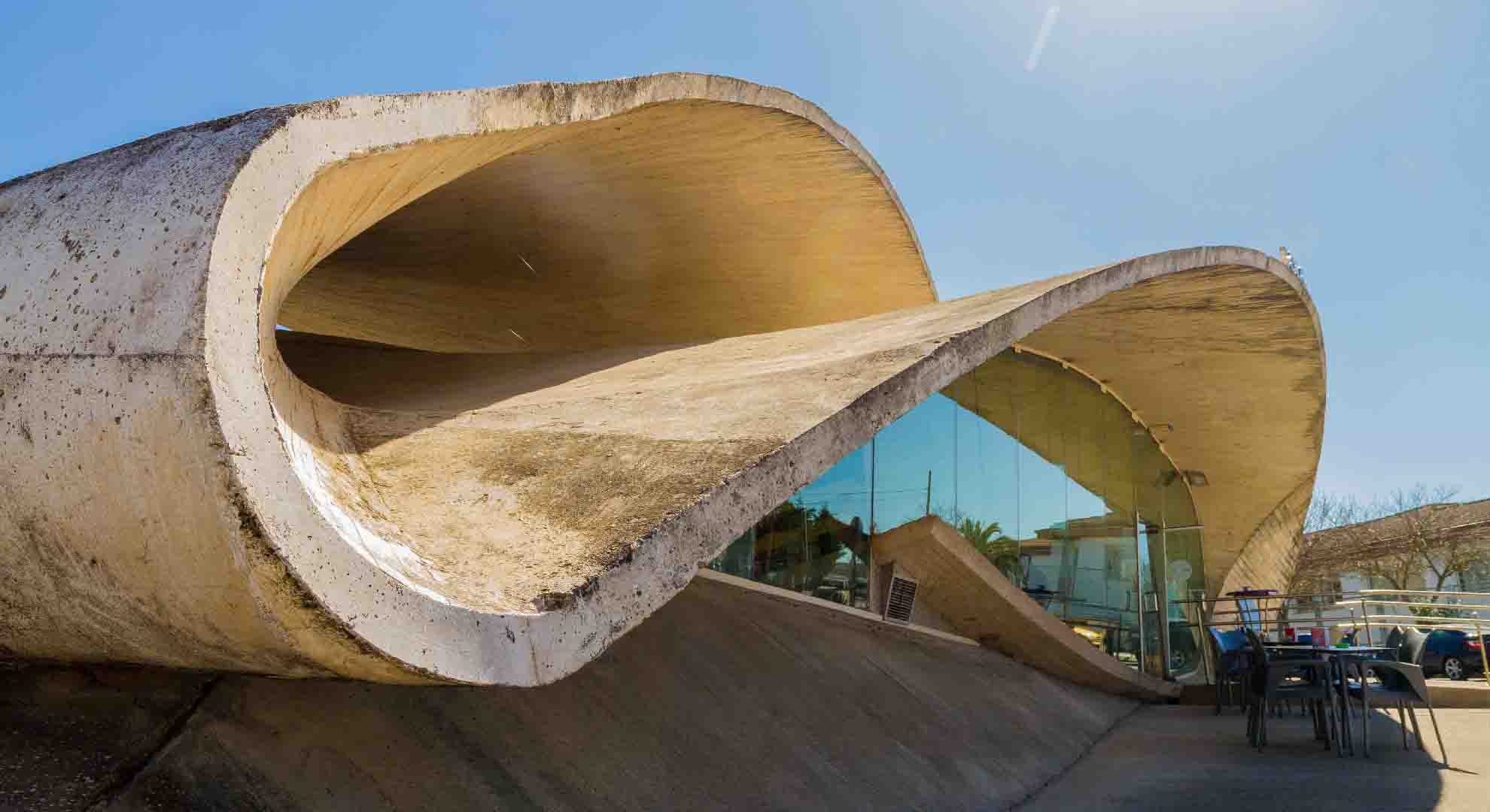 Movilidad y transporte: estación de autobuses en Casar de Cáceres