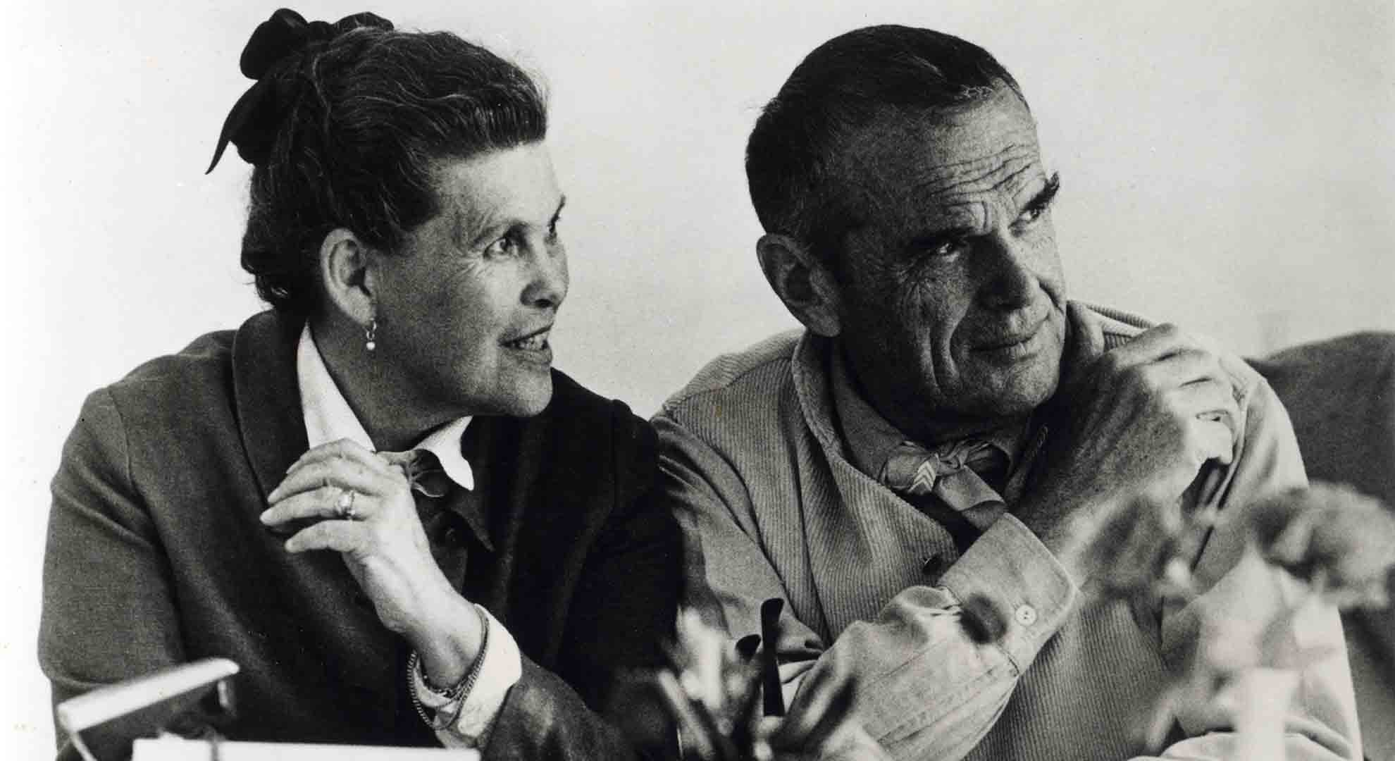 Charles and Ray Eames were teleworking pioneers and their example of modern nomadism has persisted far into the future
