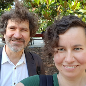 Picture of Magdalena Plocikiewicz Giro y Jorge Ponce