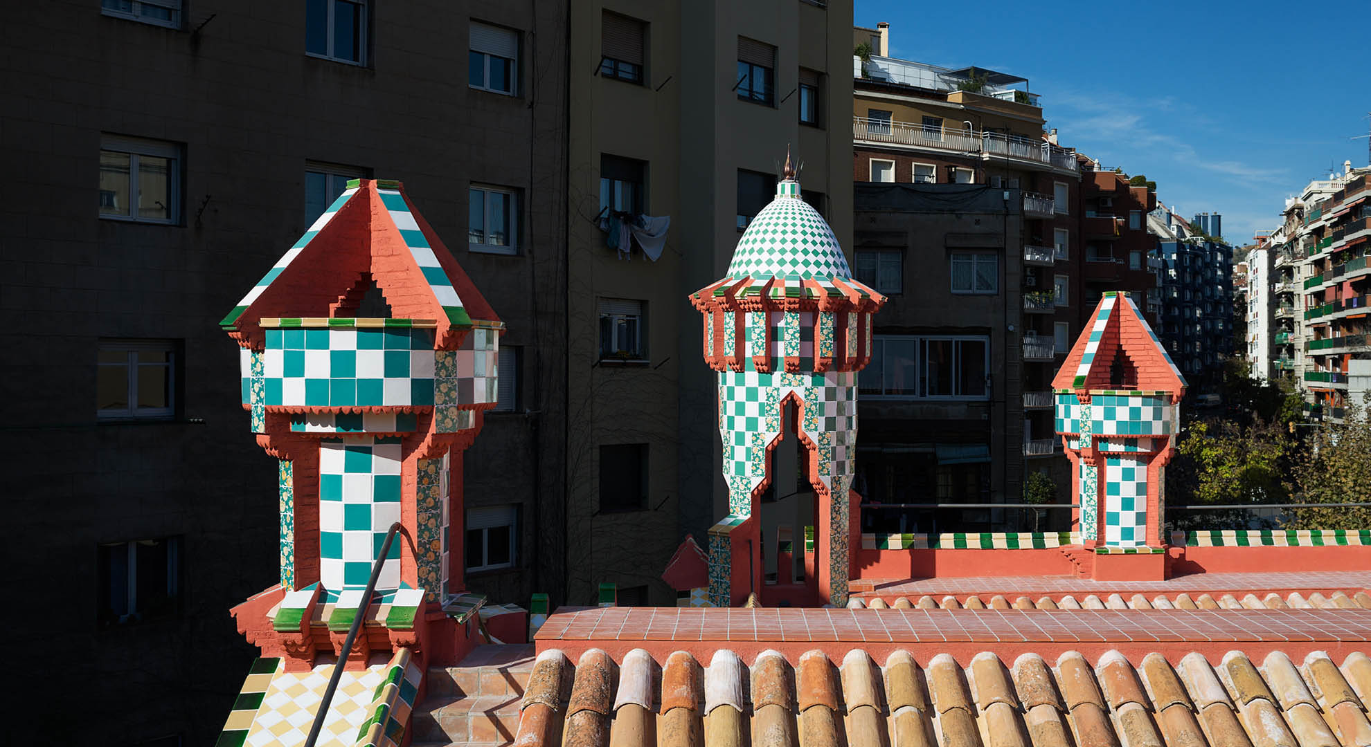 Casa Vicens in Barcelona open against mass tourism