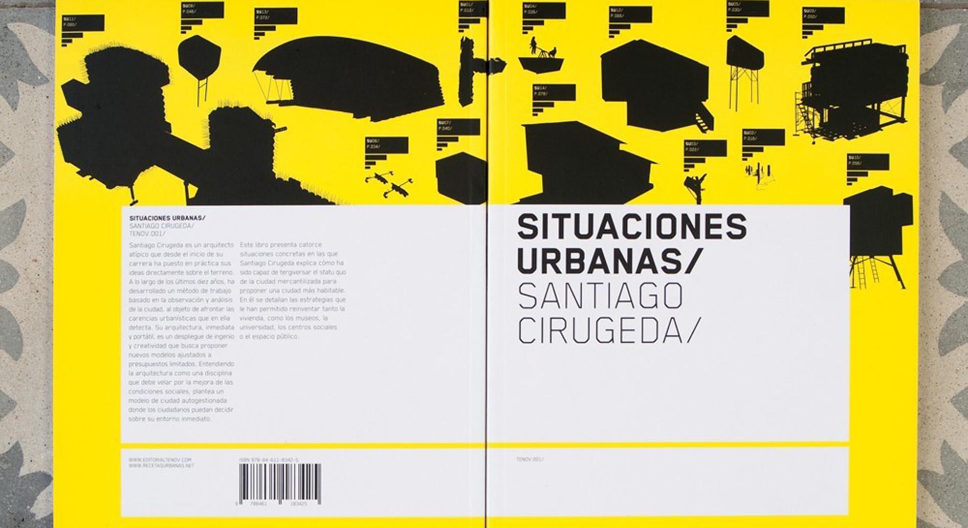Book: Situaciones Urbanas / Santi Cirugeda