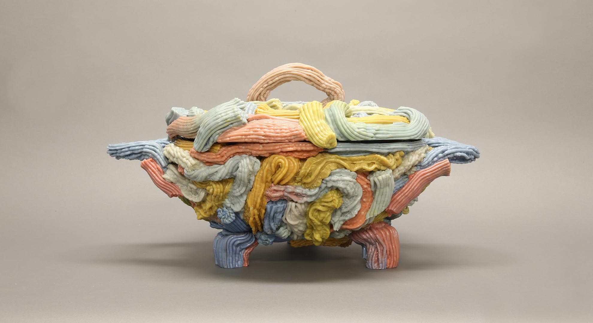 Tureen. Photo © James Shaw Studio