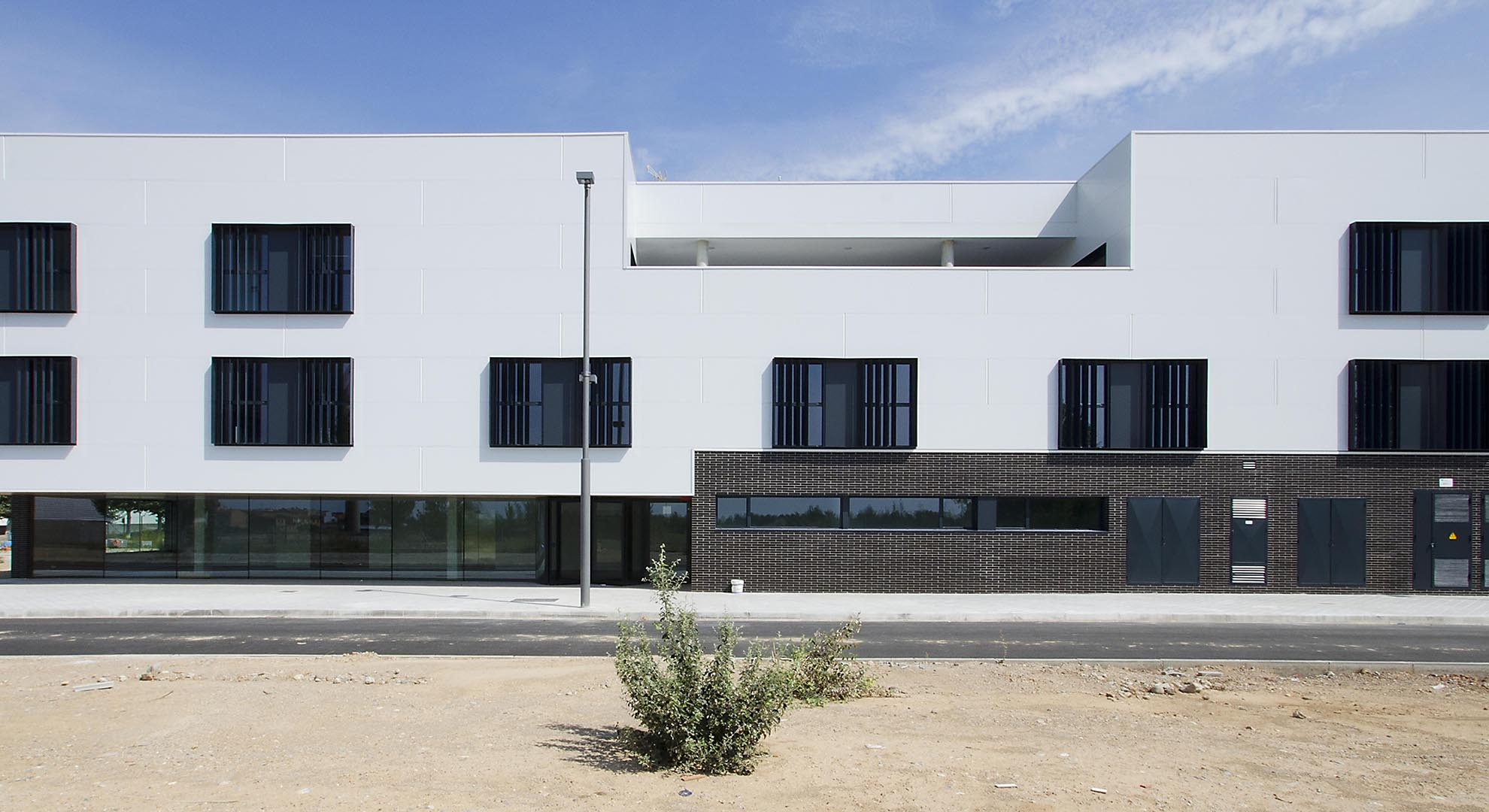 Healthcare center for the elderly population in Balaguer, Spain