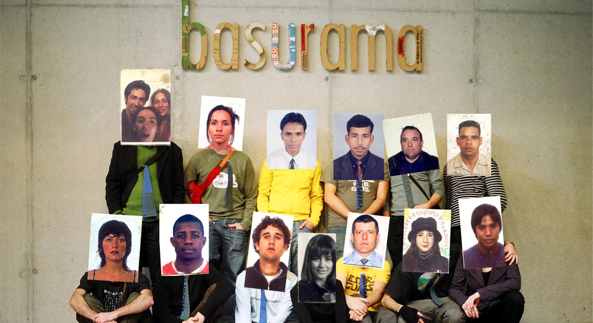 Facing the ecological transition: Basurama is an artistic collective focused on action on productive processes and the generation of waste
