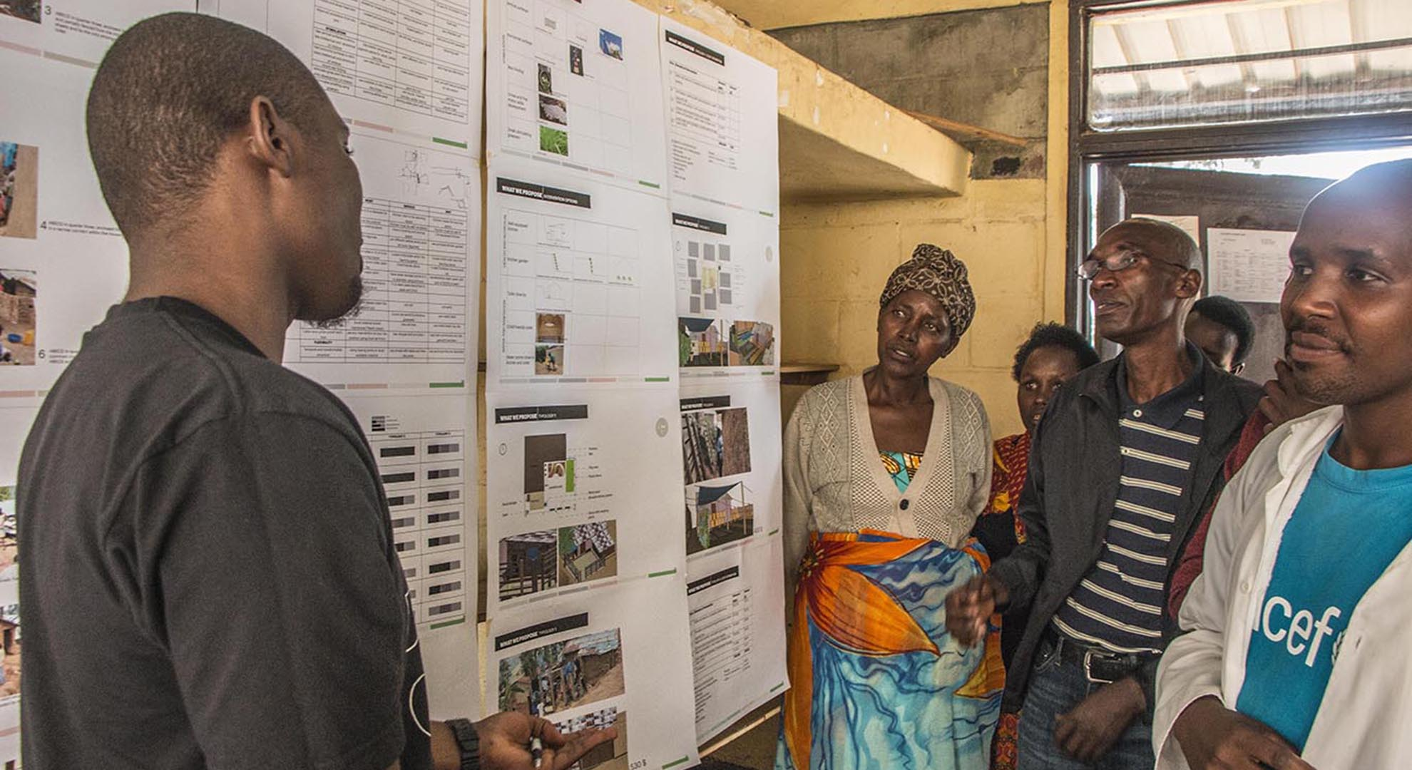 In line with the ever-growing complexity and interconnectedness of societal needs, there are design projects that seek positive social impact in East Africa.
