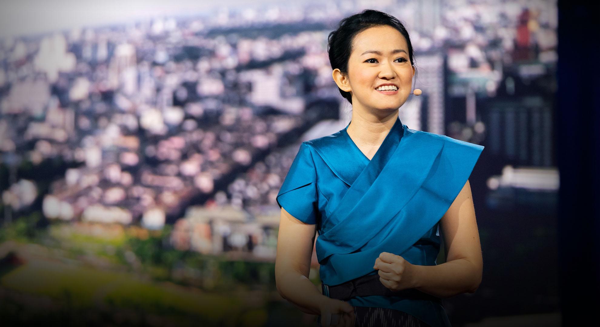 Conferencia TED   Kotchakorn Voraakhom
