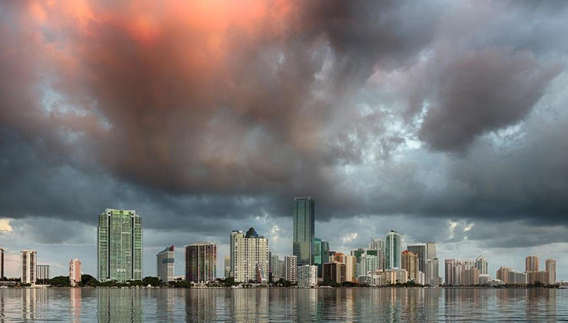 Serie: Sinking Cities