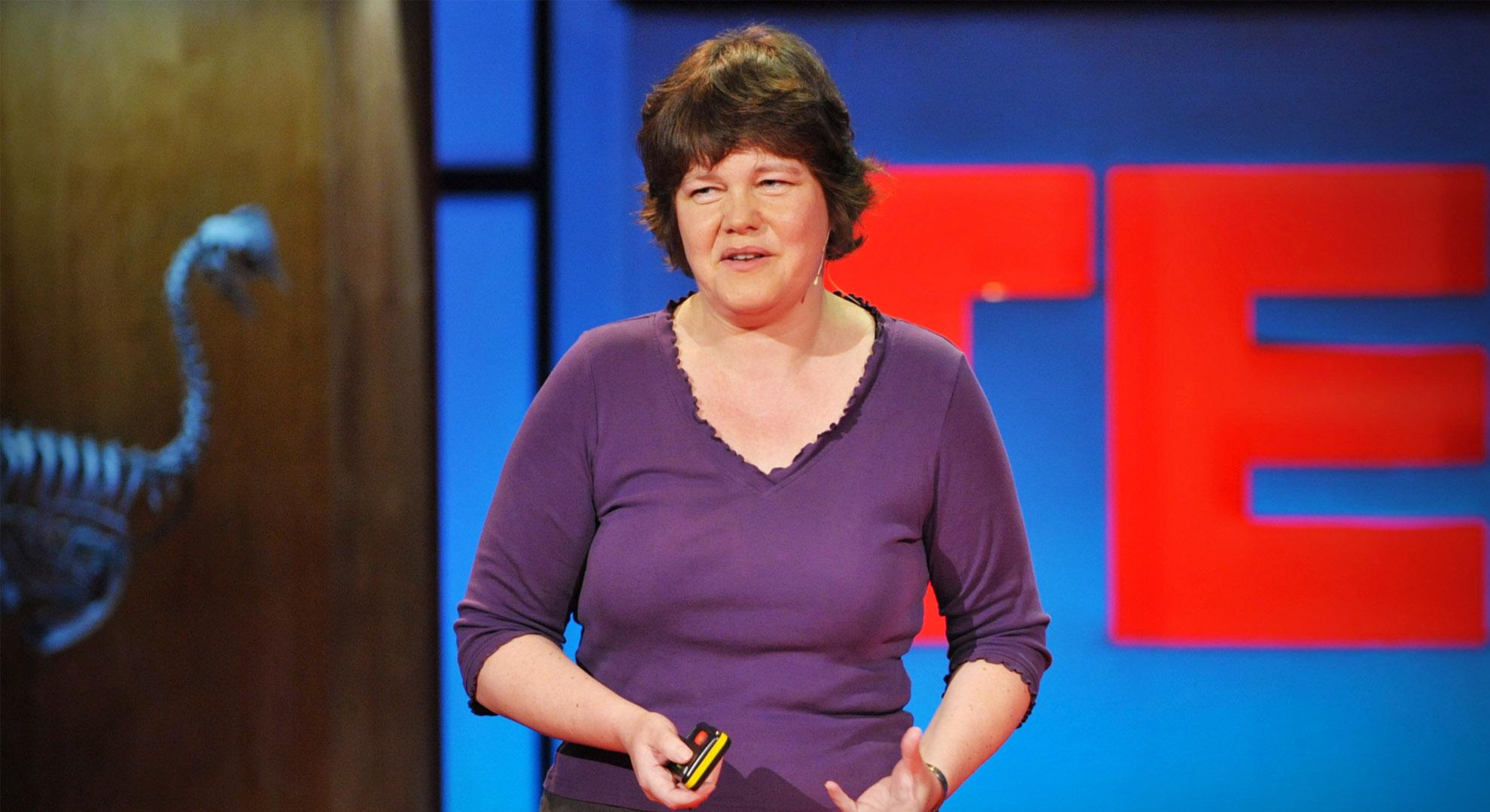 Ted Talk|Carolyn Steel