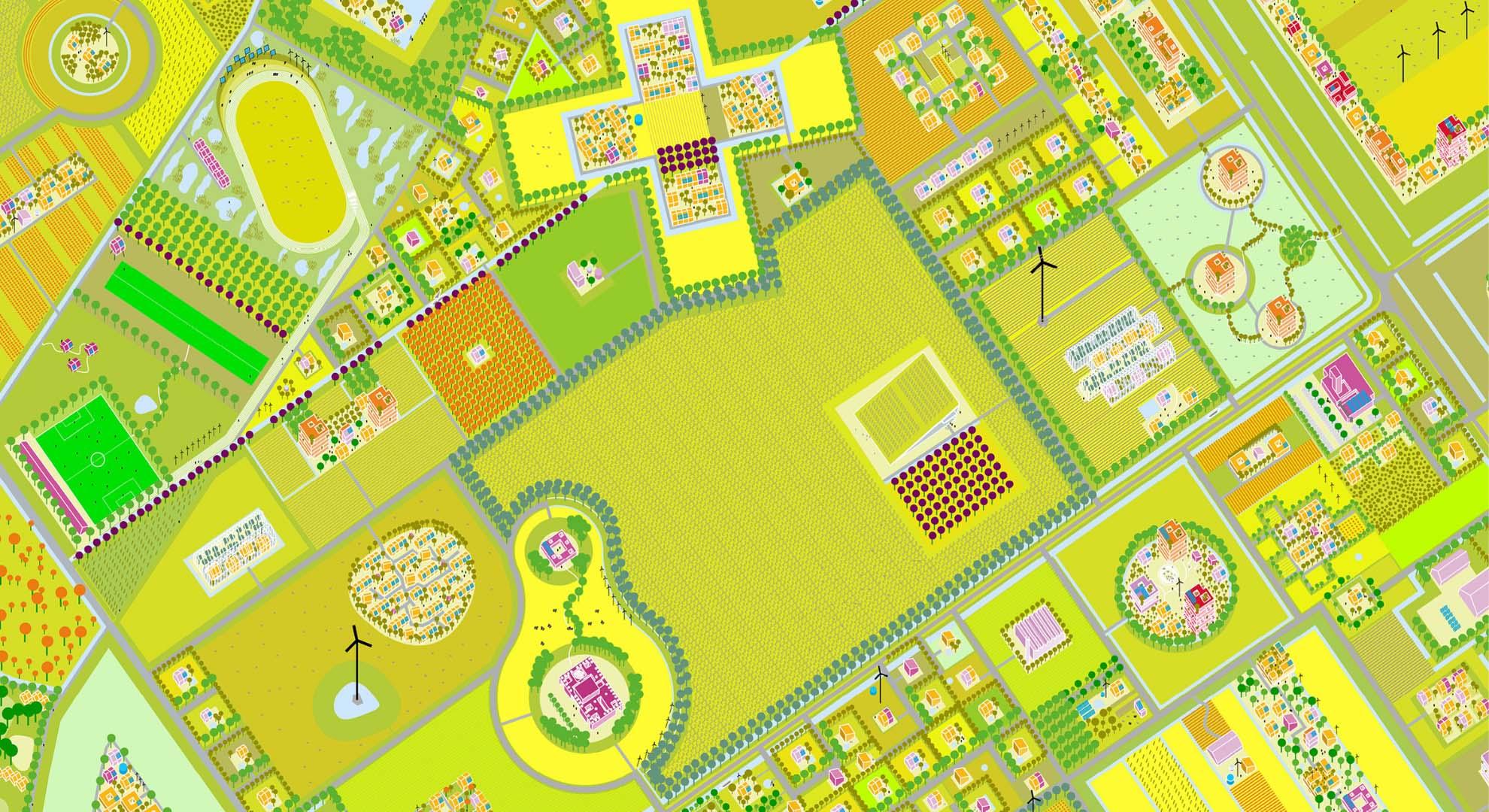La agricultura urbana puede ser una de las maneras en las que la pandemia global transforme nuestro entorno.