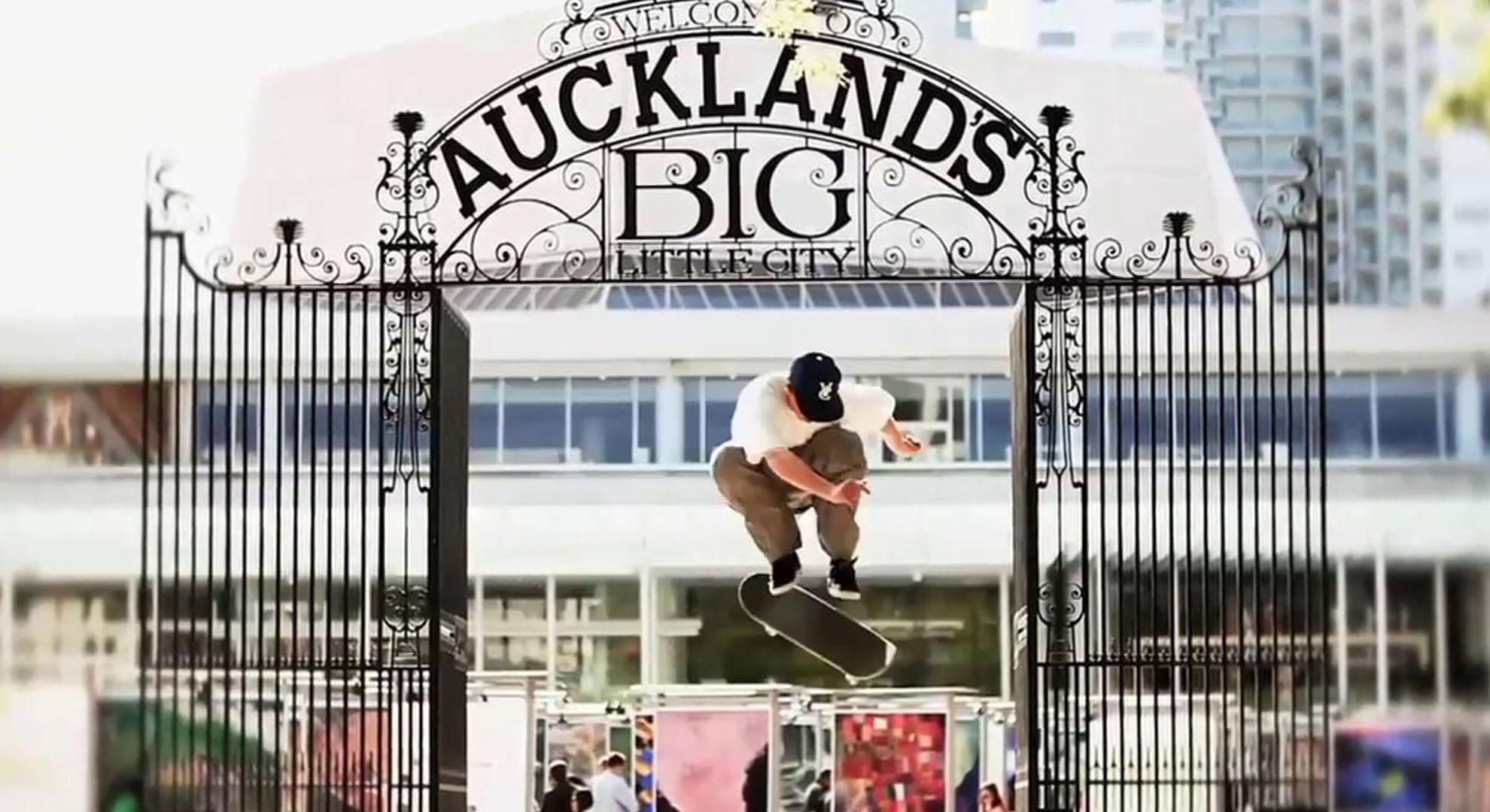 Documentary: Skateboarding VS Architecture
