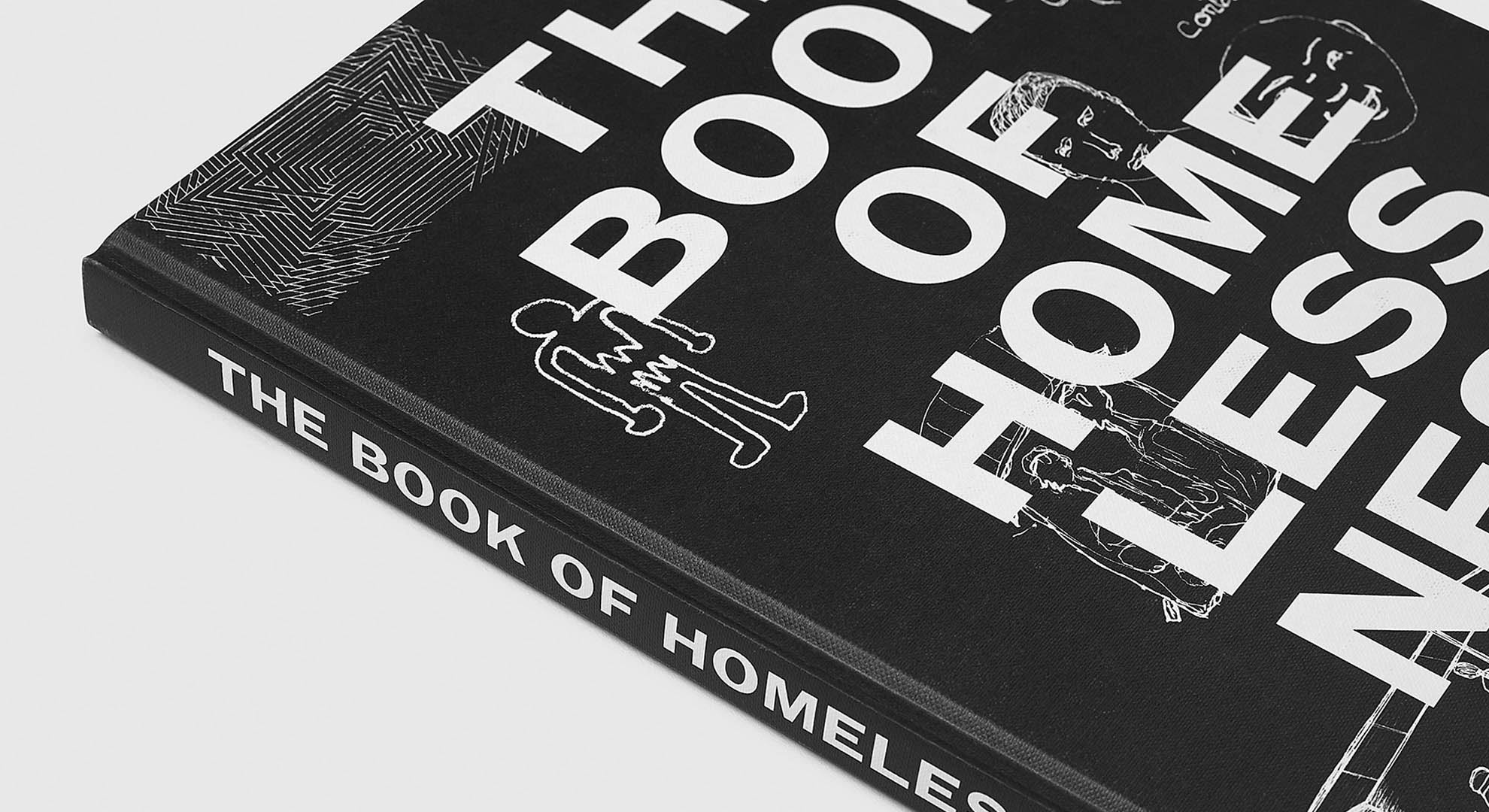 """The Book of Homelessness"", the first graphic novel created by homeless people"