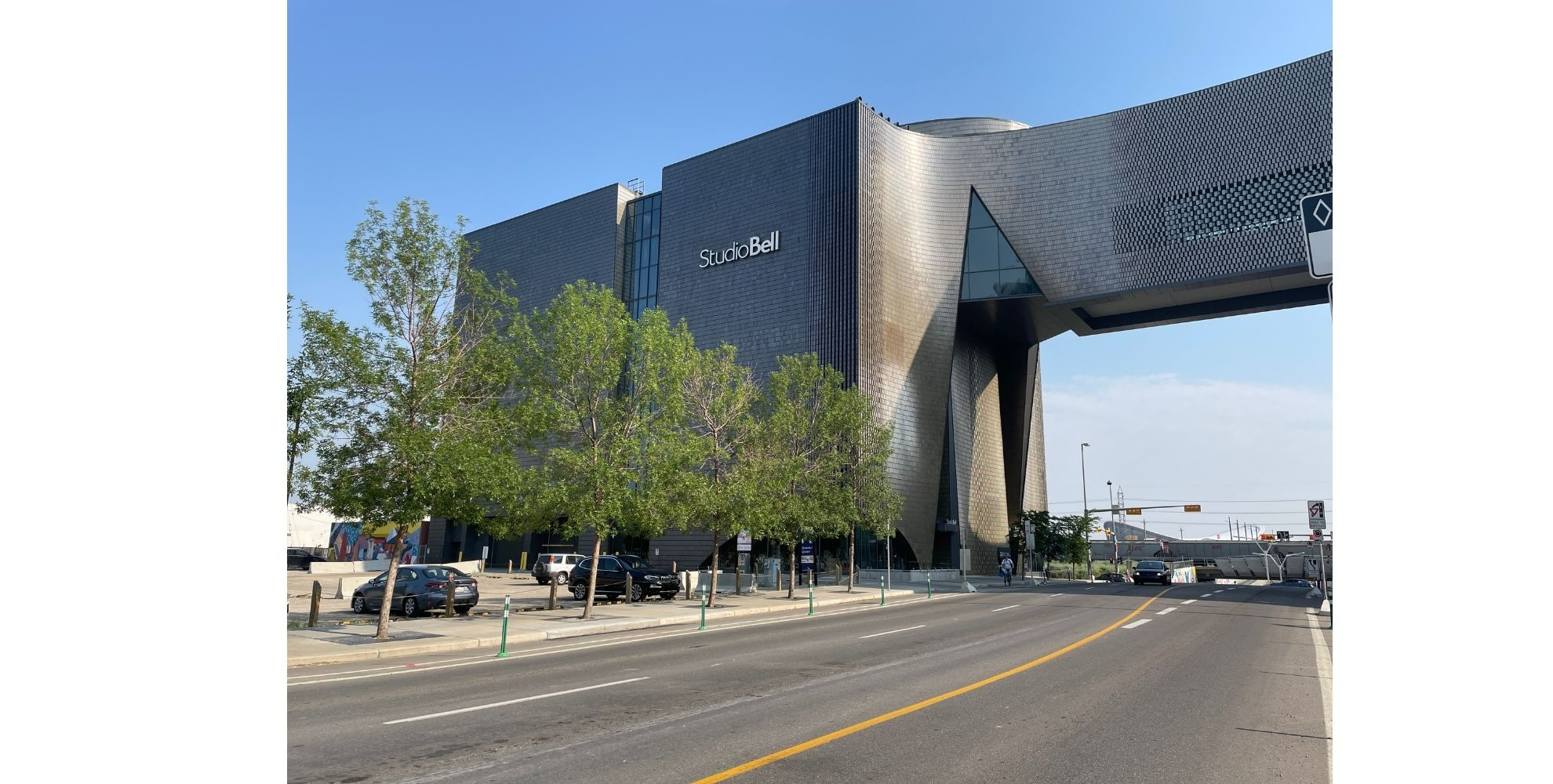 National Music Centre of Canada. Project for public spaces